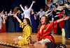 The Souderton Area High School Musical Theater Department performs a dress rehearsal of their production of 42nd Street at the school on Wednesday evening March 19,2014. Photo by Mark C Psoras/The Reporter